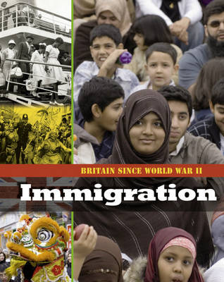 Immigration by Colin Hynson image
