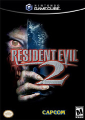 Resident Evil 2 for GameCube