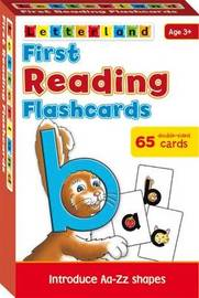 First Reading Flashcards by Lyn Wendon image