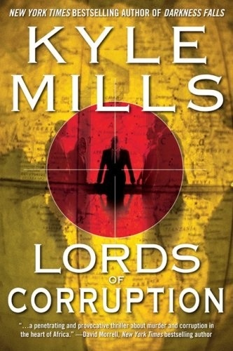 Lords of Corruption by Kyle Mills image