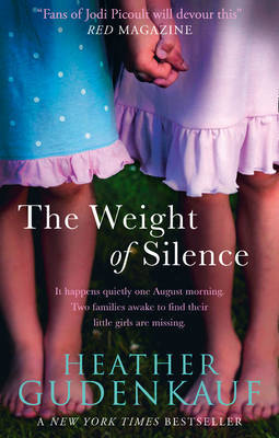 The Weight of Silence by Heather Gudenkauf image