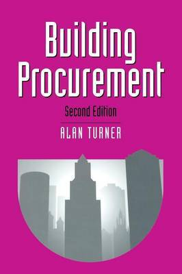 Building Procurement by Alan Turner