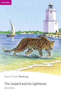 Easystart: The Leopard and the Lighthouse by Anne Collins image