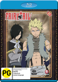 Fairy Tail - Collection 13 on Blu-ray