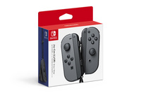 Nintendo Switch Joy-Con Grey Controller Set for Switch
