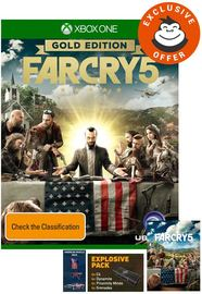 Far Cry 5 Gold Edition for Xbox One