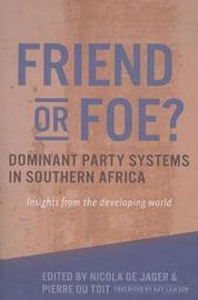 Friend or foe? by United Nations University Press