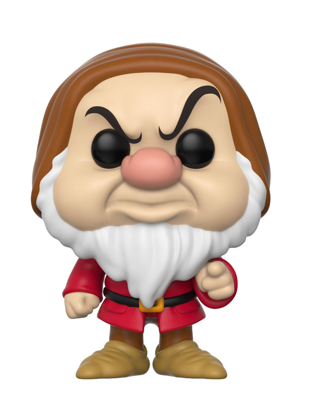 Snow White & the Seven Dwarfs - Grumpy Pop! Vinyl Figure