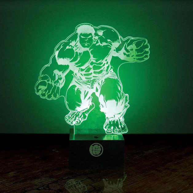 Marvel Avengers Hulk Light