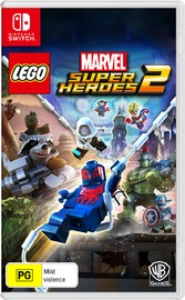 LEGO Marvel Super Heroes 2 for Switch