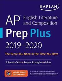 AP English Literature and Composition Prep Plus 2019-2020 by Denise Pivarnik-Nova