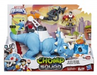 Playskool Heroes: Chomp Squad - Doc Tops & Sam Scrubs