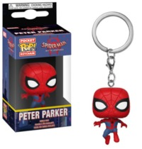 Spider-Man: ITSV - Peter Parker Pocket Pop! Key Chain