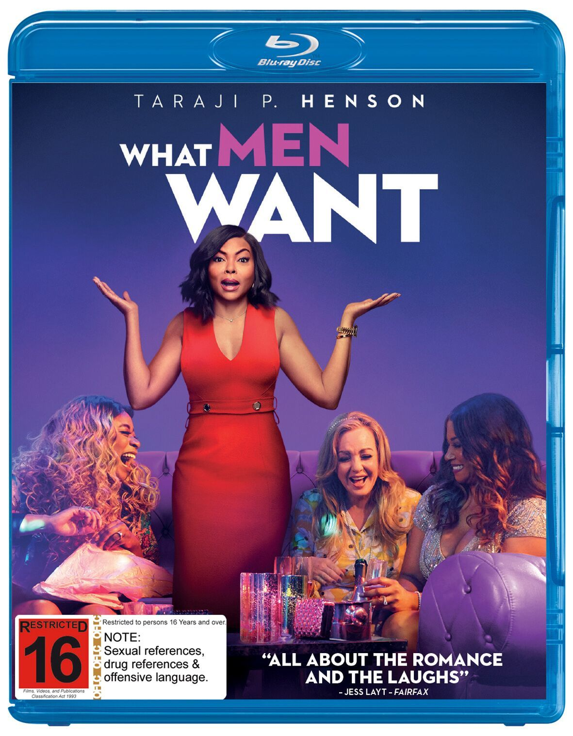What Men Want on Blu-ray image