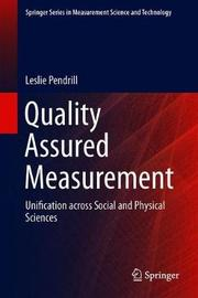 Quality Assured Measurement by Leslie Pendrill