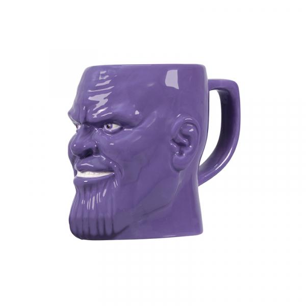 Marvel Thanos Shaped Mug (650ml) image
