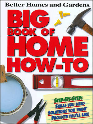 Big Book of Home How-To by Linda Raglan Cunningham image