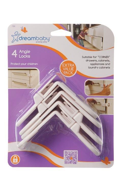 Dreambaby Angle Locks - 4 Pack image