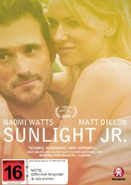 Sunlight Jr. on DVD
