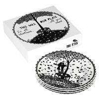 "Rob Ryan 9"" Dinner Plate Set (Our Place)"