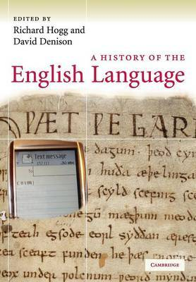 A History of the English Language image