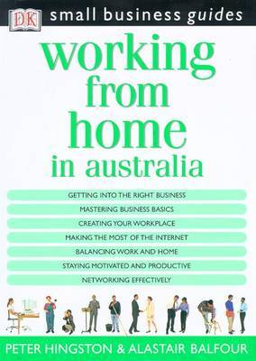 Working from Home in Australia by Peter Hingston