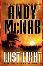 Last Light by Andy McNab image