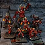 Dungeon Saga: Denizens of the Abyss Miniatures Set