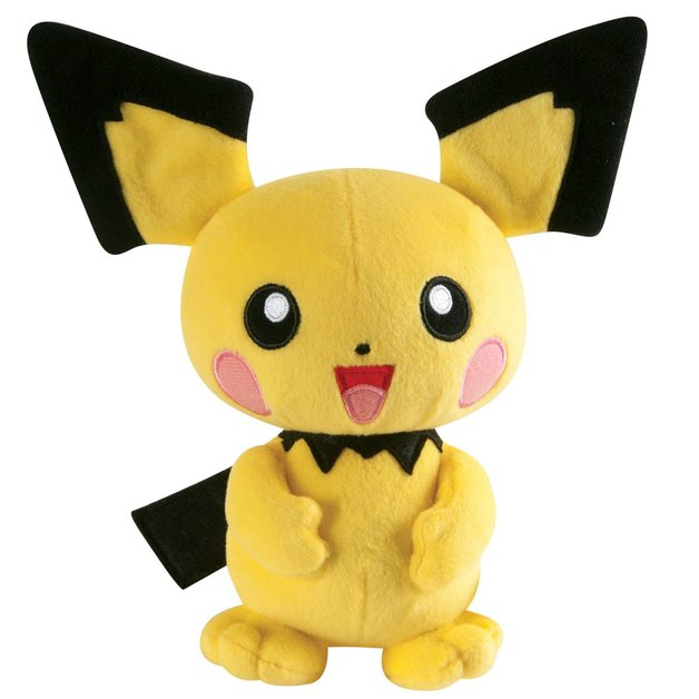 "Pokémon - 8"" Pichu - Basic Plush"