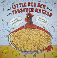 The Little Red Hen and the Passover Matzah image