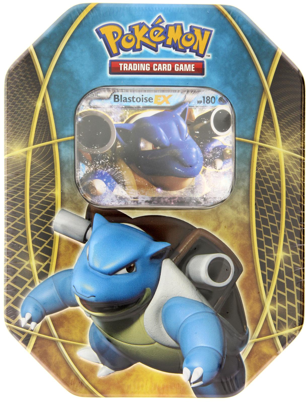 Pokemon Tcg Blastoise Ex Tin At Mighty Ape Australia