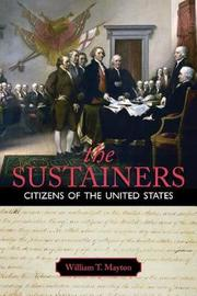 The Sustainers, Citizens of the United States by William T. Mayton image