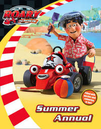 """Roary the Racing Car""  - Roary Summer Annual: 2009 image"