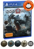 God of War Day One Edition for PS4