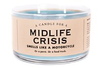 Whiskey River Co: A Candle For a Midlife Crisis