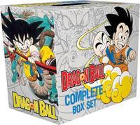 Dragon Ball Complete Box Set by Akira Toriyama