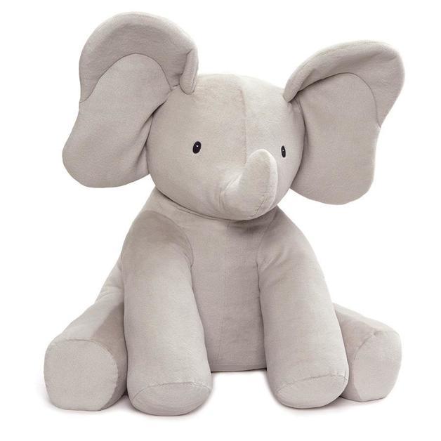 """Gund: Flappy Elephant - 24"""" Jumbo Plush"""