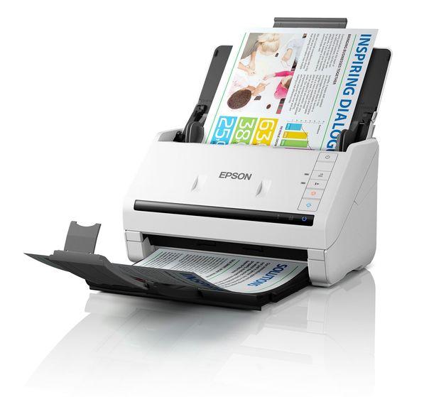 Epson Workforce DS-530 Document Scanner