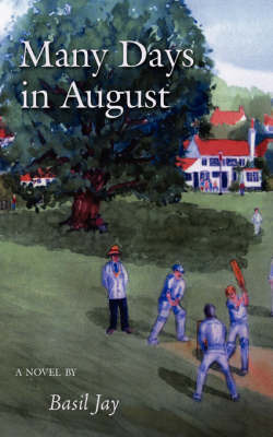 Many Days in August by Basil Jay image