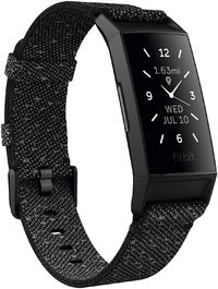 Fitbit Charge 4 Fitness Tracker Special Edition - Granite image