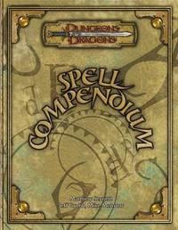 Spell Compendium by Matthew Sernett image