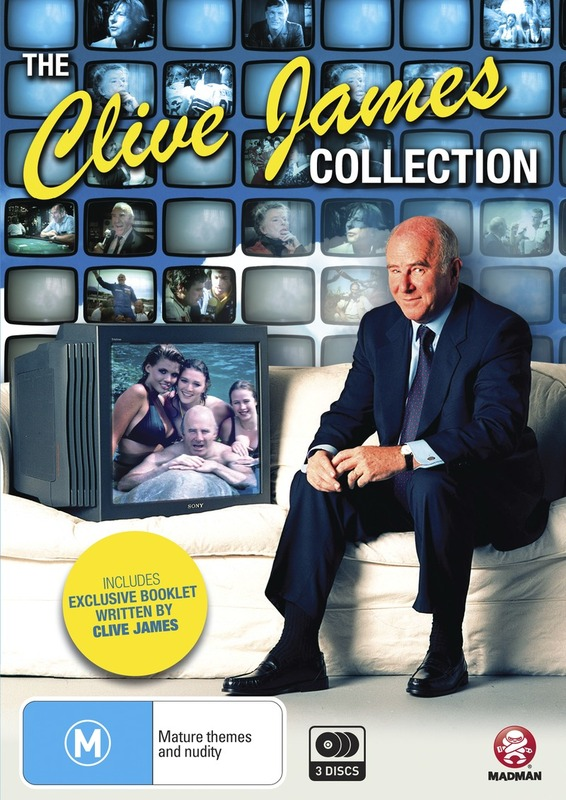 The Clive James Collection on DVD