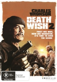 Death Wish 2 on DVD