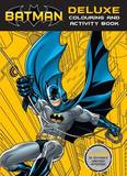 Batman Deluxe Colouring and Activity Book