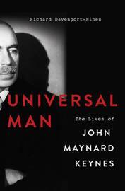 Universal Man by Richard Davenport-Hines image