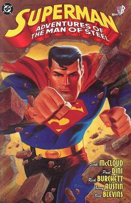 Superman Adventures of the Man of Steel by DC Comics
