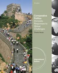 Comparative Politics by Charles Hauss image