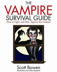 The Vampire Survival Guide by Scott Bowen image