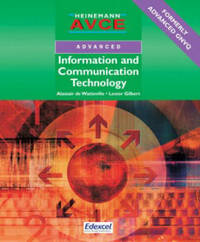 AVCE ICT Student Book by Alastair De Watteville image