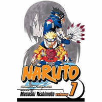 Naruto: v. 7 by Masashi Kishimoto